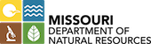 Missouri Department of Natural Services logo